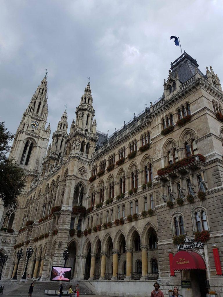 Сграда на общината - Виена