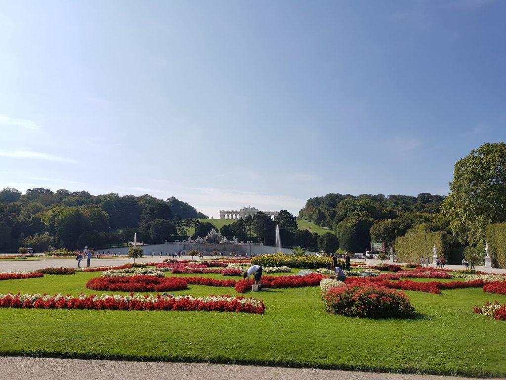 Дворецът Шонбрюн, Виена