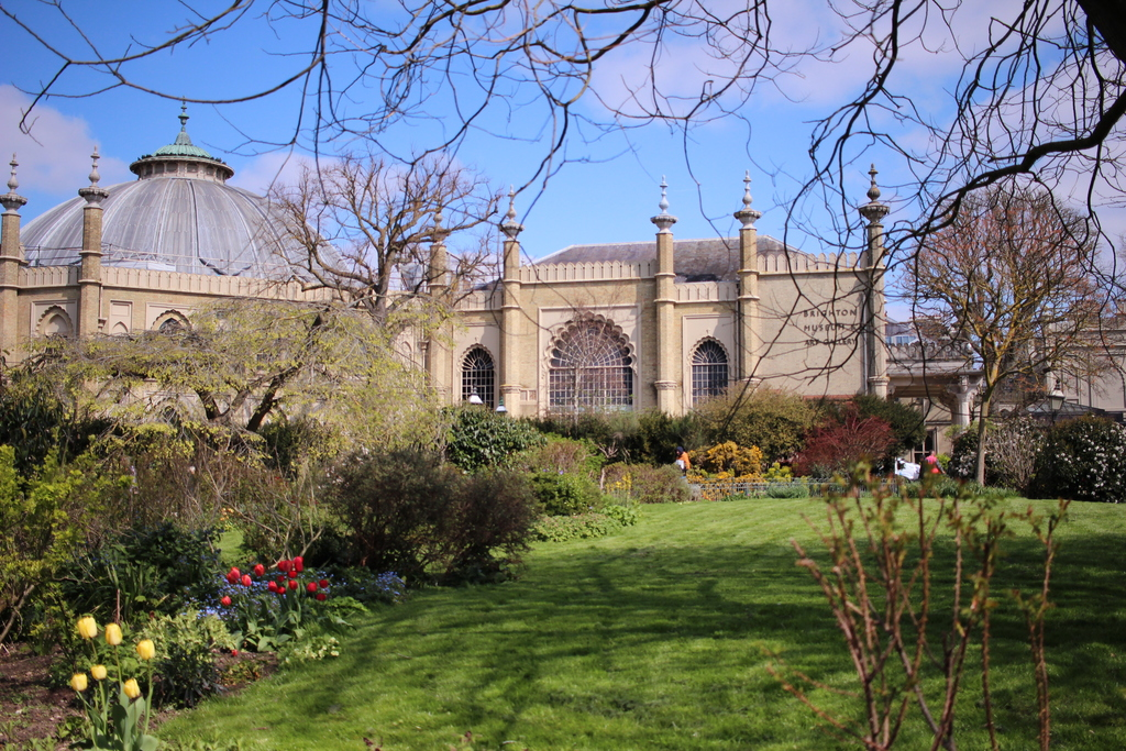 Сградата на Brighton Museum & Art Gallery, ValStyle photography