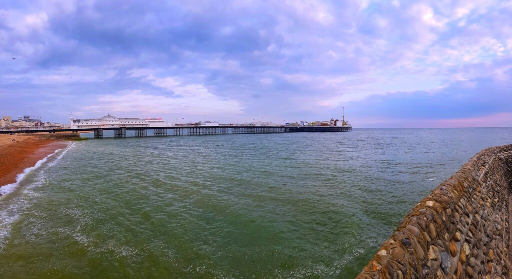 Пристанището в Брайтън (Brighton Palace Pier), ValStyle Photography