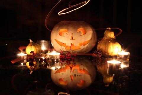How to Make Spooky Halloween Photos