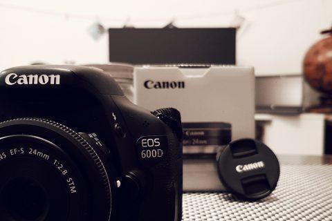 Meet 24mm f2.8 Canon Lens