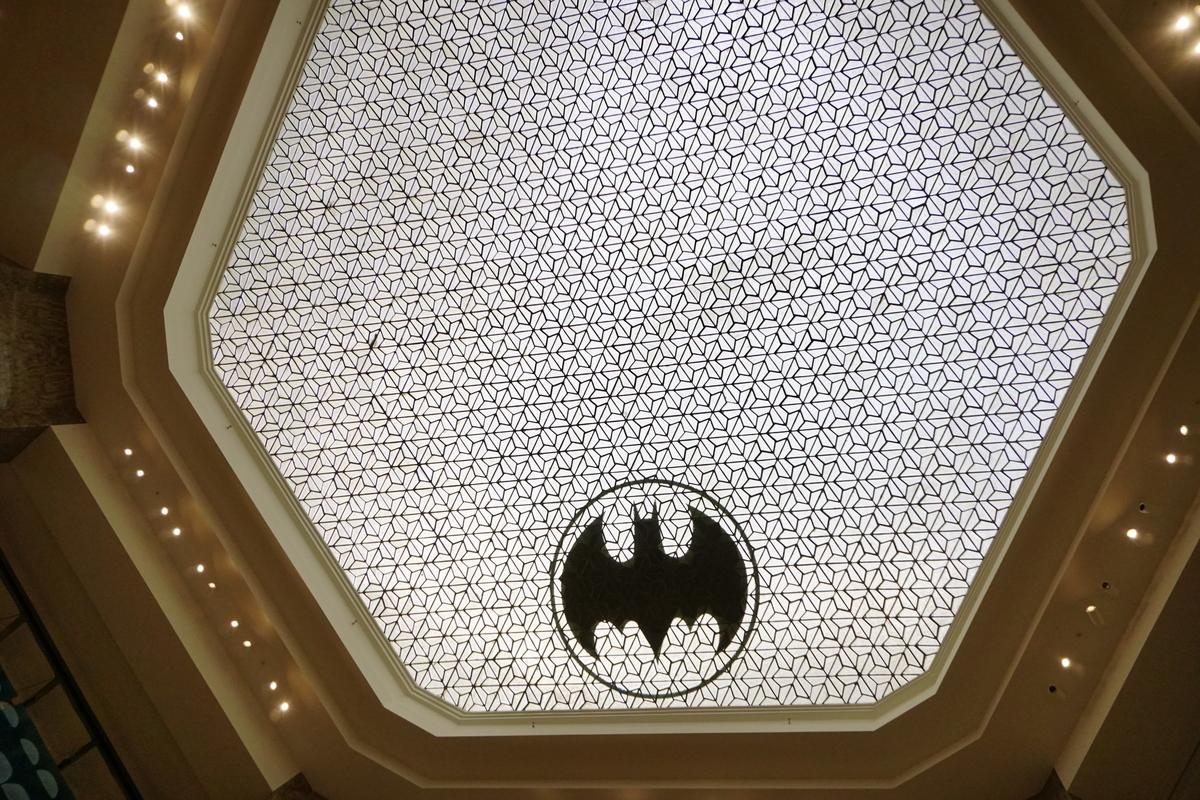 Знакът на Батман - изложба по случай 80-годишнината от създаването на Батман