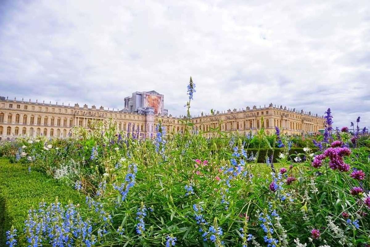 Градините и дворецът Версай