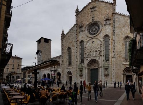"""Главната катедрала в Комо - """"Света Мария Асунта"""""""