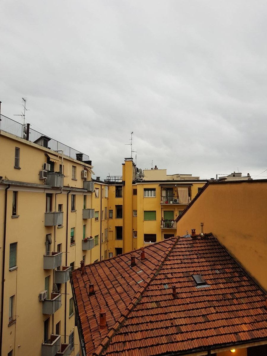 Изглед от airbnb апартамента