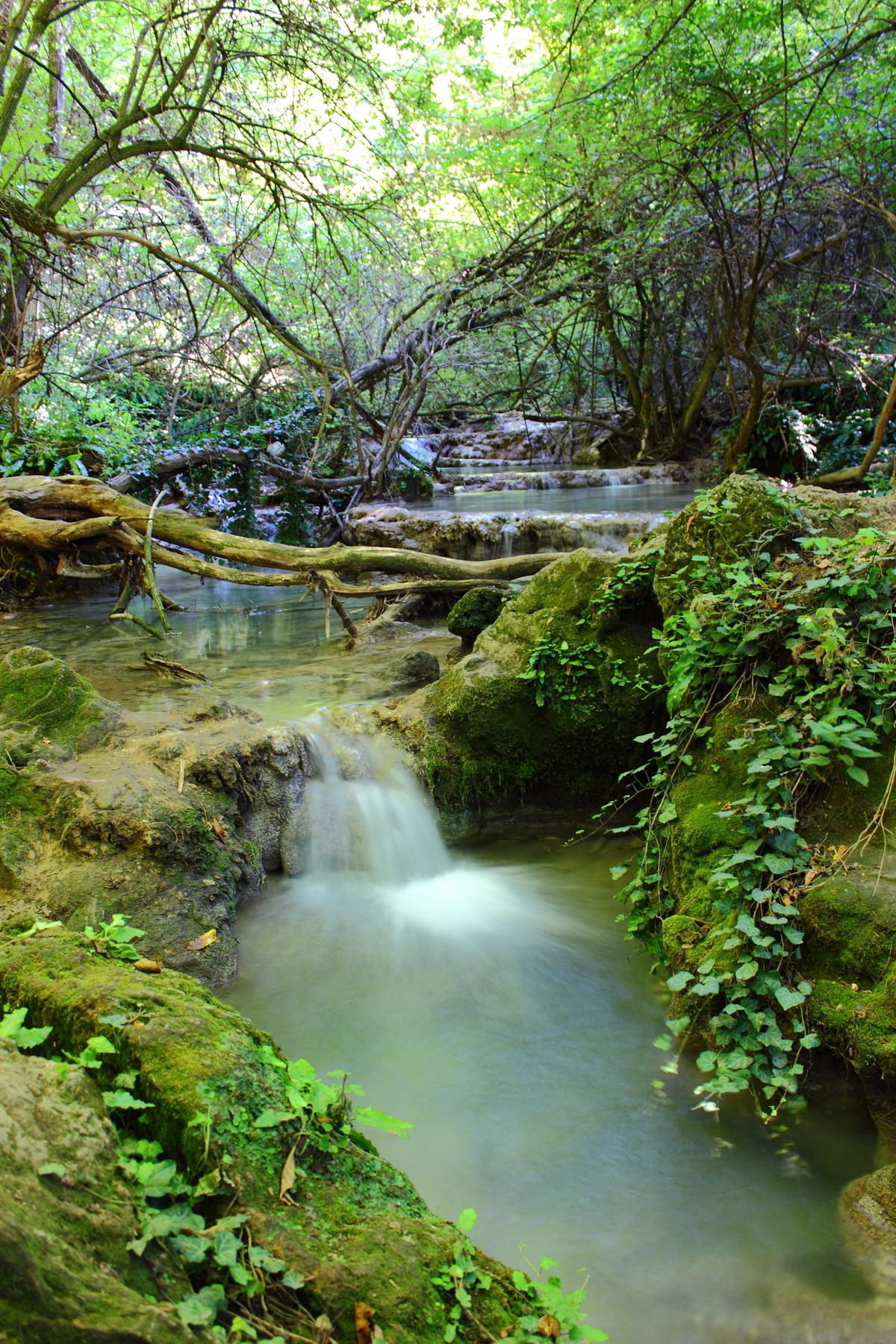 Водни бързеи, крушунските водопади